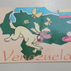 Postales: VENEZUELA CUETARA 1990. Lote 58753037
