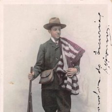 Postales: S.M. DON ALFONSO XIII.-REY DE ESPAÑA- CLICHÉ FRANZEN. Lote 60836615