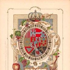 Postales: THE KINGDOM OF SPAIN. Lote 60837039