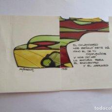 Postales - FELIZ CUMPLEAÑOS, JOYEUX ANNIVERSAIRE, HAPPY BIRTHDAY, 1986 - 64637427