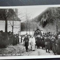 Postales: EXPULSIÓN DE CHARTREUX 29 DE ABRIL 1903. Lote 71583605