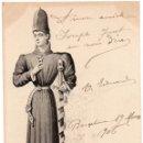Postales: PS7527 POSTAL ILUSTRADA DE CARLOS DE ARAGÓ - PRINCEP DE VIANA. GARCÍA. CIRCULADA. 1906. Lote 82298696