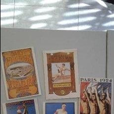Postales: LOTE DE 5 POSTALES JUEGOS OLÍMPICOS. VENCA. NO CIRCULADAS.. Lote 84400852
