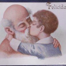 Postales: ¡FELICIDADES, ABUELO! J IBAÑEZ. Lote 86643756