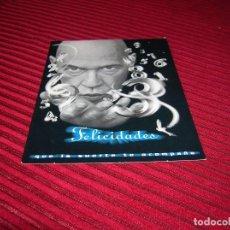 Postales: POSTAL DEL CALVO DE LA LOTERIA DE NAVIDAD.. Lote 89443460