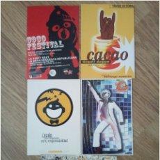 Postales - Lote 5 postales publicitarias - 89713536