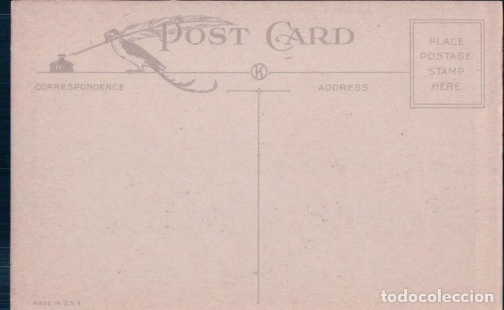 Postales: POSTAL BIRTHDAY GREETINGS - FELIZ CUMPLEAÑOS - FLORES - 707 - Foto 2 - 94975127