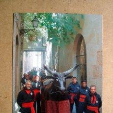 Postais: POSTAL NU. 8 - FESTES SANTA TECLA TARRAGONA 1997 - EL BOU. Lote 97221167