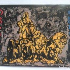 Postales: RM400 CASA POSTAL EDICION DE MIL EJEMPLARES ESTA Nº 841 CIRCULADA. Lote 98069807