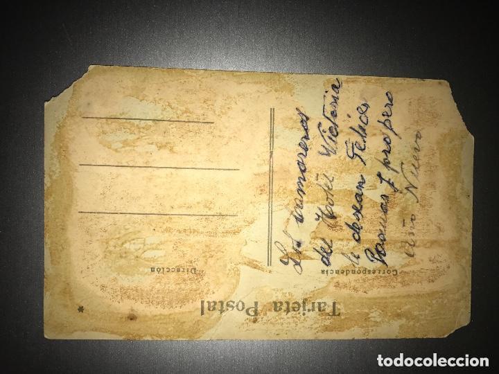 Postales: ANTIGUA POSTAL S.M DOÑA MARÍA EUGENIA Y S.A. DOÑA MARÍA CRISTINA - Foto 2 - 100030163