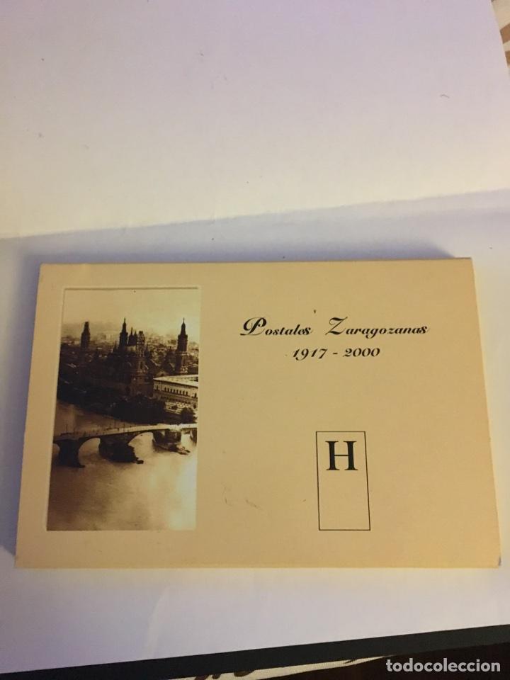 POSTALES ZARAGOZANAS 1917-2000 (Postales - Postales Temáticas - Conmemorativas)