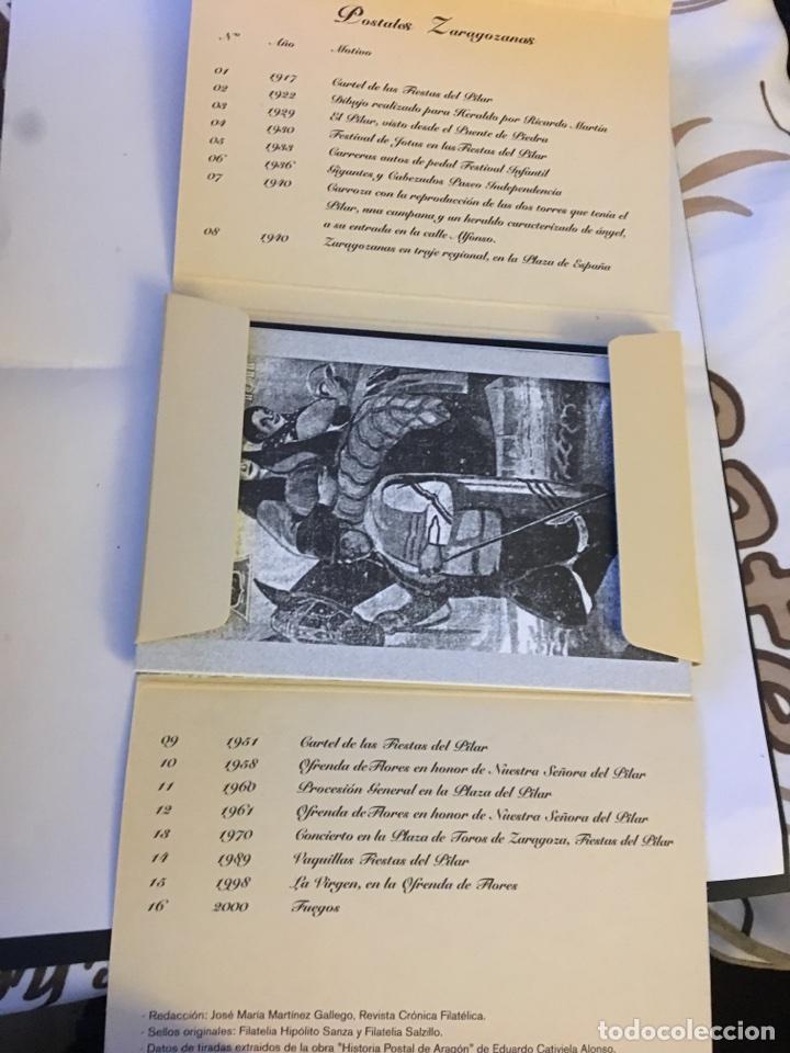 Postales: Postales zaragozanas 1917-2000 - Foto 2 - 105382624