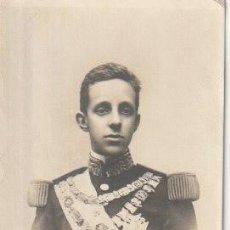 Postales: POSTAL DE DON ALFONSO XIII REY DE ESPAÑA 1905 - -C-15. Lote 110132815