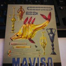 Postales: TARJETA PUBLICIDAD.. Lote 110386263