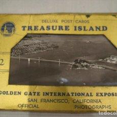 Postales: ANTIGUAS POSTALES OFICIALES DE LA EXPOSICIÓN DE SAN FRANCISCO, CALIFORNIA, 1939. Lote 112827671