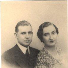 Postales: POSTAL CONMEMORATIVA BODA - DON JUAN DE BORBÓN Y MARÍA DE LAS MERCEDES - 12 DE OCTUBRE DE 1935. Lote 113618831