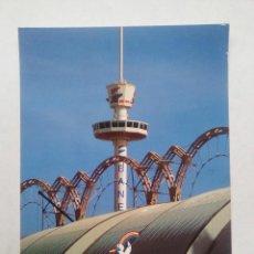 Postales: TARJETA POSTAL 210 - COLECCION EXPO 92 SEVILLA. PABELLÓN DEL FUTURO Y TORRE DEL MIRADOR. Lote 114096755