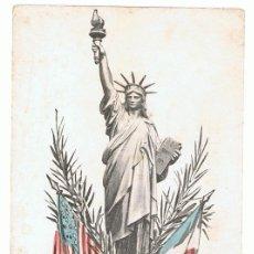 Postales: POSTAL LE TRIOMPHE DE LA LIBERTÉ . Lote 117614323