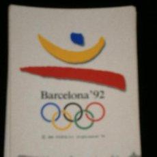 Postales: F1 19 POSTALES DE COBI LA MASCOTA DE LAS OLIMPIADAS DE BARCELONA 1988 COOB'92 S.A.. Lote 119116435