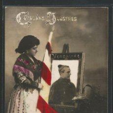 Postales: JACINT VERDAGUER - CATALANS IL·LUSTRES - P26021. Lote 119905711