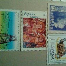 Postales: POSTALES XACOBEO 2004. Lote 85080532