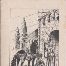 Postales: DIA DEL SELLO 12 OCTUBRE 1944 MATASELLADA. Lote 122322719