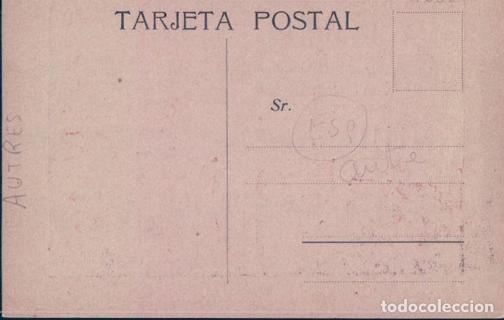Postales: Tarjeta Postal. Solidaritat Catalana? Consulta. Es inutil. La mare no vol... Ilust. Apa. Años 10. - Foto 2 - 128895411