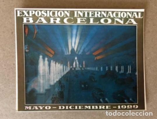 Postales: FUENTES LUMINOSAS, BARCELONA (1929). LOTE DE 5 POSTALES - PRODUCCIONES DOS I UNA. TARZAN . SIN CIRC - Foto 3 - 128980455
