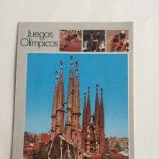 Postales: POSTAL BARCELONA 92. Lote 132023950