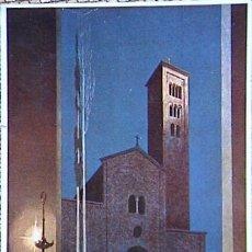 Postales: CITTÁ DI RAVENNA. CELEBRAZIONI DANTESCHE 1936. Lote 128542819