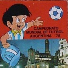 Postales: CAMPEONATO MUNDIAL DE FUTBOL ARGENTINA 78. Lote 128513583