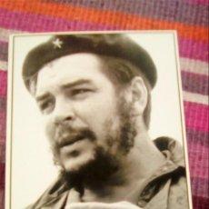 Postales: CHE GUEVARA 1960 POSTAL EDITADA EN CUBA POR EDICIONES AURELIA .SIN CIRCULAR. Lote 135804994