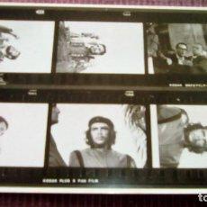 Postales: CHE GUEVARA 1960 FUNERAL DE LAS VÍCTIMAS DE LA COUBRE EDICIONES AURELIA .SIN CIRCULAR FOTOGRAMAS OR. Lote 135805250