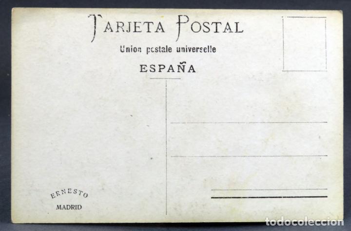 Postales: Postal Fusilamientos 3 de Mayo Madrid Escenas Guerra Independencia Ernesto Madrid 1908 sin circular - Foto 2 - 137522414