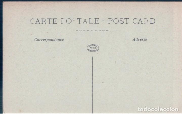 Postales: POSTAL A HAPPY BIRTHDAY - FELIZ CUMPLEAÑOS - LA PENSEE - POEMA - PAISAJE Y BARCOS - Foto 2 - 140859118
