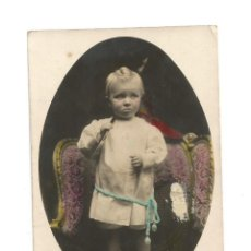 Postales: SAR EL PRINCIPE DE ASTURIAS 1912 MATASELLO AMBULANTE - POSTAL . Lote 146850102