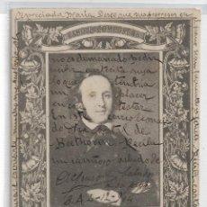 Postales: FAMOSOS COMPOSITORES - J.L. FELIX MENDELSOHN-BARTHOLDY - P28359. Lote 152840782
