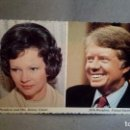 Postales: POSTAL MUY ESCASA * 39TH PRESIDENT, UNITED STATES JIMMY CARTER * ... USA 1977. Lote 159989066
