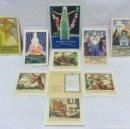 Postales: 4 TARJETA POSTAL + PROGRAMA ACTOS + RECUERDO. EXPOSICIÓN GENERAL ESPAÑOLA SEVILLA 1928. VER. Lote 162688122