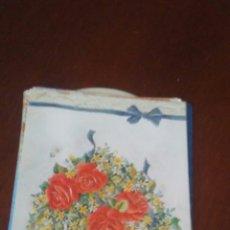 Postales: POSTAL FELICITACION AÑOS 80. Lote 173579677