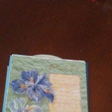 Postales: POSTAL FELICITACION AÑOS 80. Lote 173579873