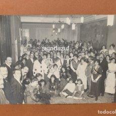 Postales: POSTAL ANTIGUA FIESTA CARLOS PEREZ DE ROZAS AÑOS 20-30. Lote 177457574