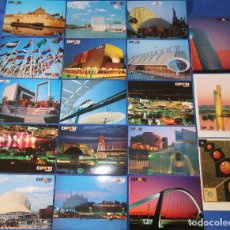 Postales: EXPO 92 - SEVILLA - ¡IMPECABLES!. Lote 177758220