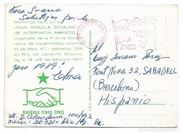 Postales: ESPERANTO - HOLANDA - Foto 2 - 178794486