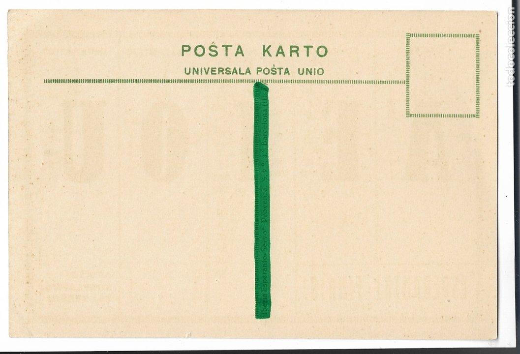 Postales: ESPERANTO - Foto 2 - 178795188