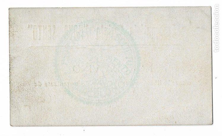 Postales: ESPERANTO - SOCIEDAD NOVA SENTO - 8,7 X 5,1 CM. - Foto 2 - 178798511