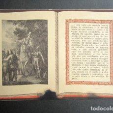 Postales: POSTAL AVENTURAS DE DON QUIJOTE. SORPRENDE A DON QUIJOTE LOS BANDOLEROS. SERIE 4, Nº 7. Lote 180489867