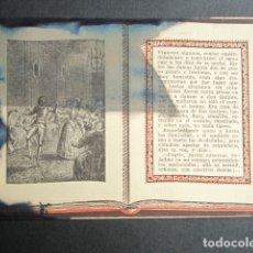 Postales: POSTAL AVENTURAS DE DON QUIJOTE. LUCE DON QUIJOTE GALLARDÍA DANZANDO EN SARAO. SERIE 4, Nº 8. Lote 180490052
