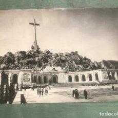 Postales: SANTA CRUZ DEL VALLE DE LOS CAÍDOS 45 - FACHADA PRINCIPAL - EDIT PATRIMONIO NACIONAL. Lote 183424578