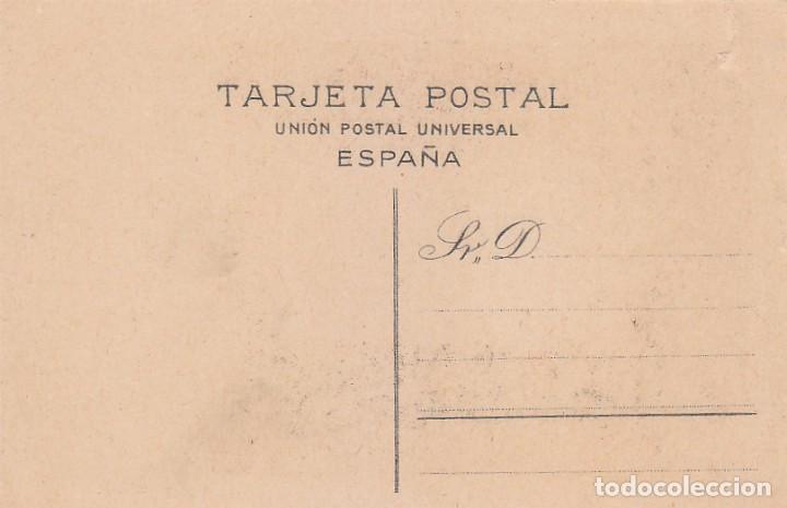 Postales: Antigua postal Exposición General Española Sevilla 1928 Barcelona 1929 Sin circular aa - Foto 2 - 189237297
